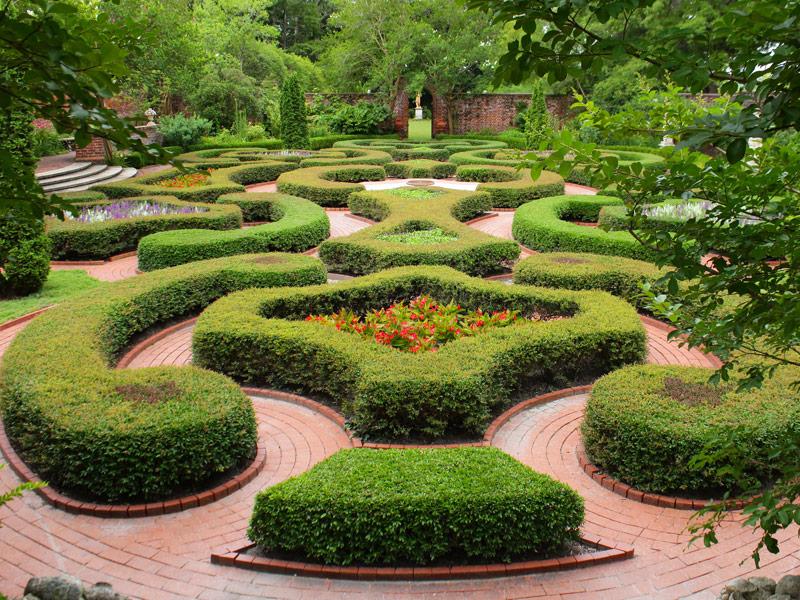 Gardens Visit New Bern