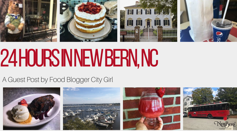 24 Hours in New Bern, North Carolina