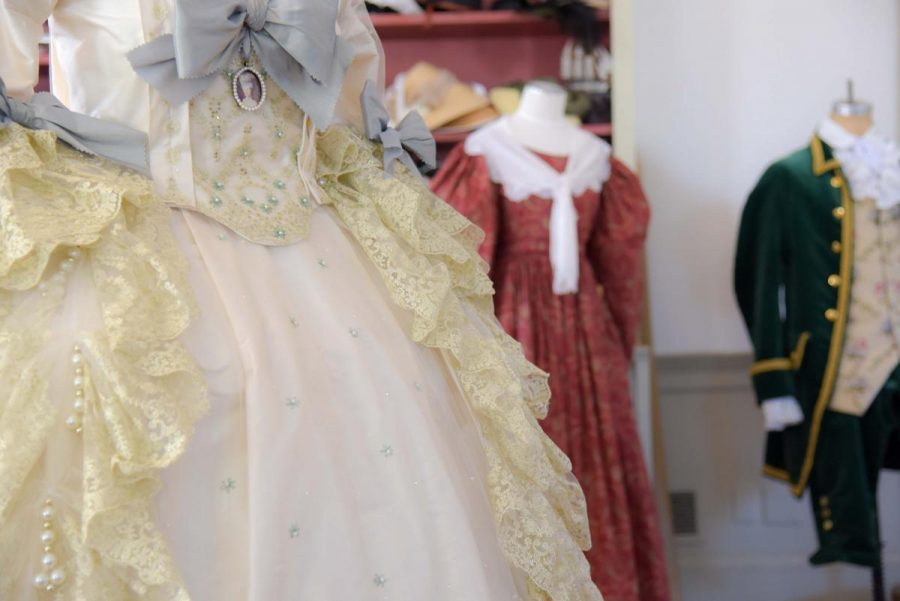 Behind the Scenes: Costume Shop