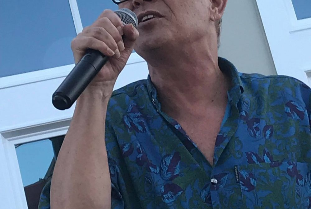 LIVE MUSIC with Jon Van Dyke