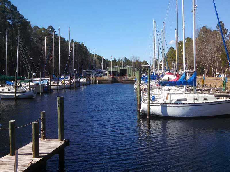 duck-creek-marina-new-bern-nc-image