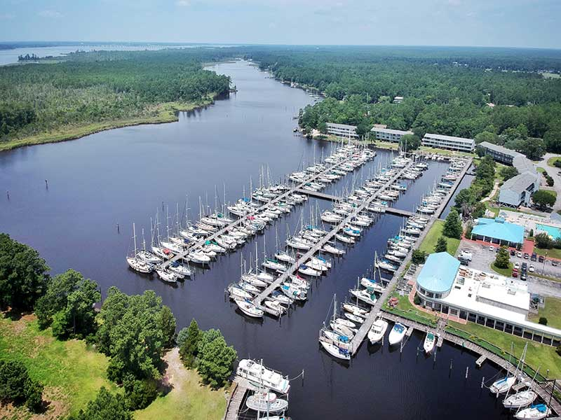 northwest-creek-marina-new-bern-nc-image
