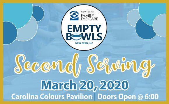 Empty Bowls: Second Serving