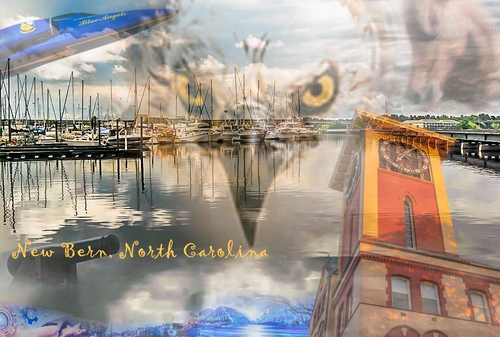 Art Walk in New Bern