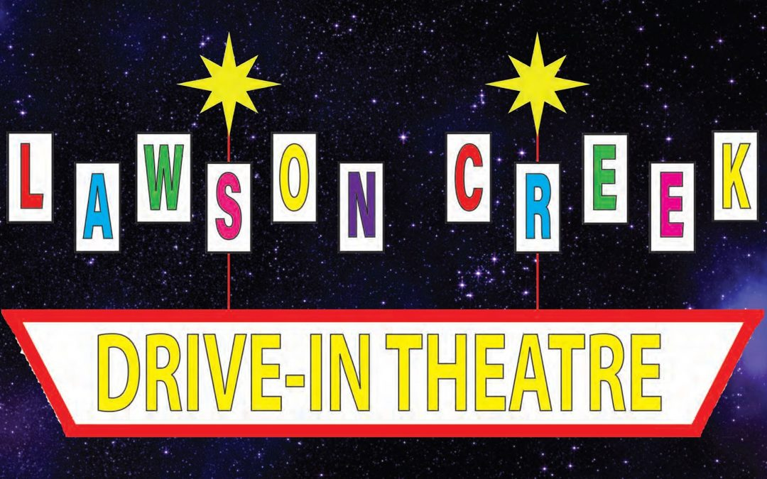 Jurassic Park at the Lawson Creek Drive-In