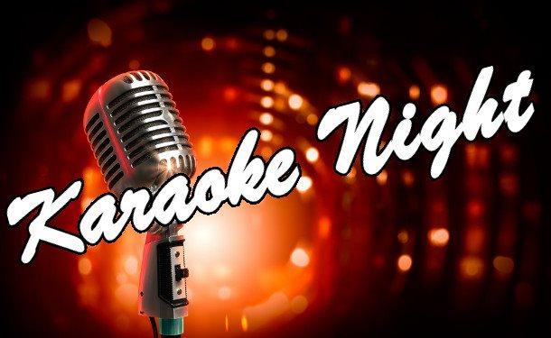 Karaoke at Tap That