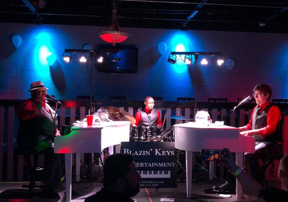 Blazing Keys Dueling Pianos