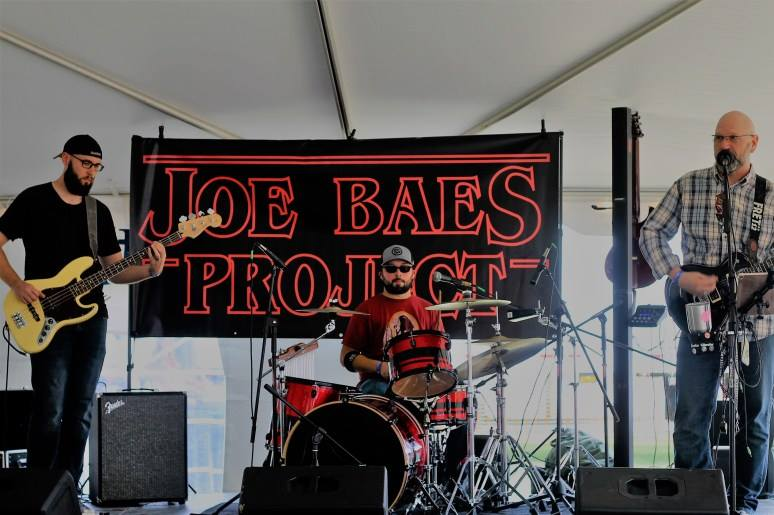 Joe Baes Project at Tap That