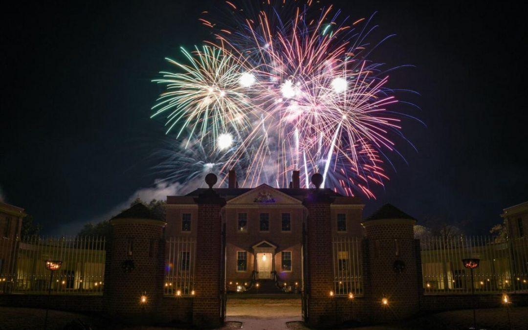 Holiday Cheer at Tryon Palace