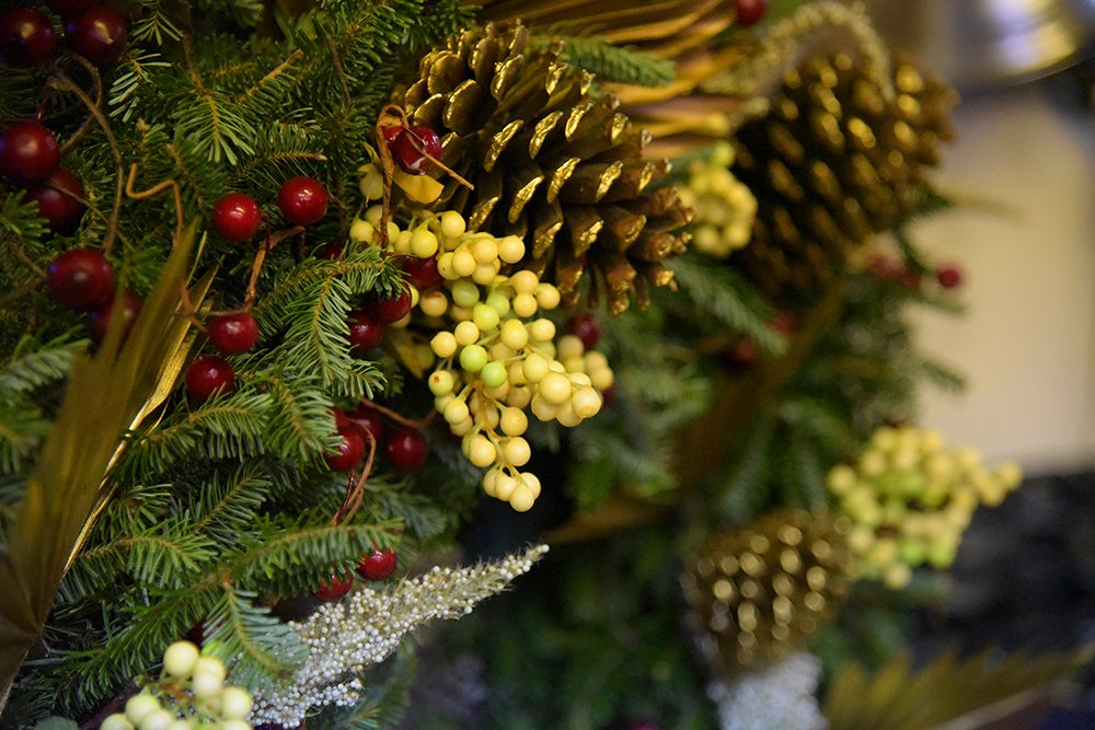 Discovering Tryon Palace: Holiday Decor