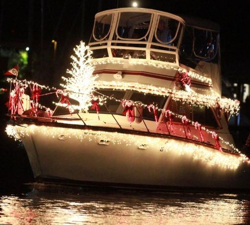 36th Annual Coastal Christmas Flotilla
