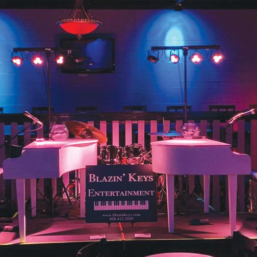 Blazin Keys Dueling Pianos