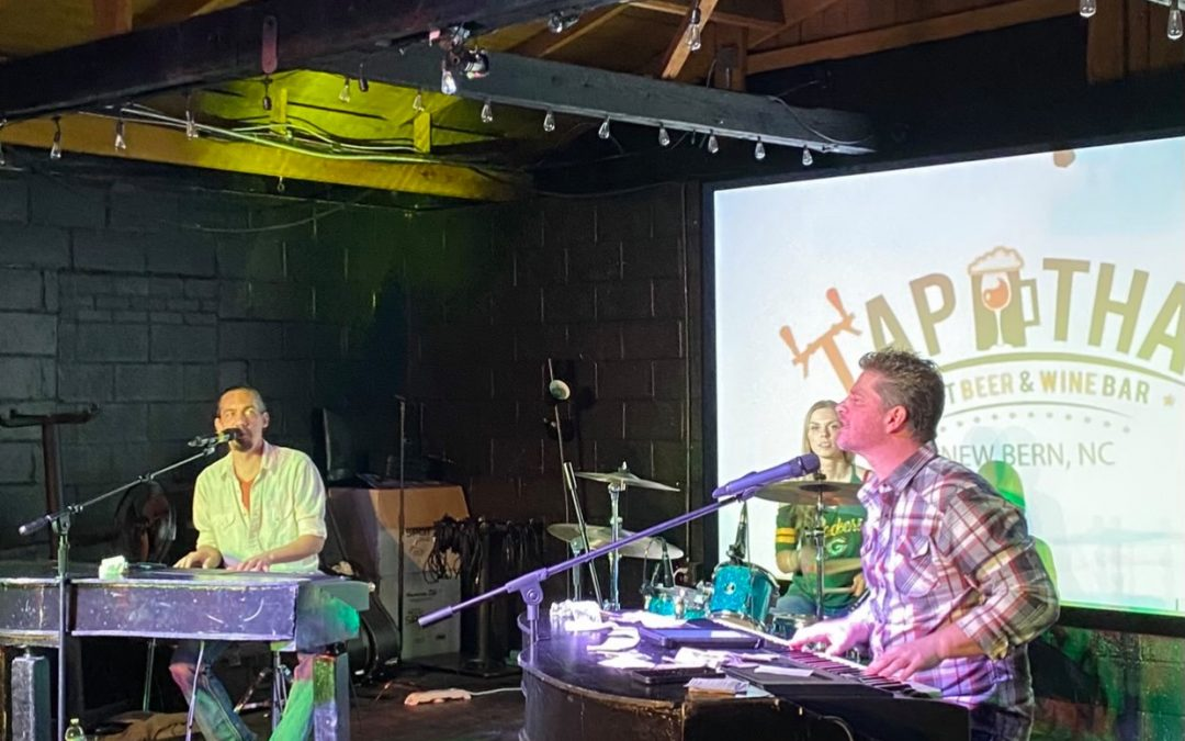 Plus Dueling Pianos at Tap That!
