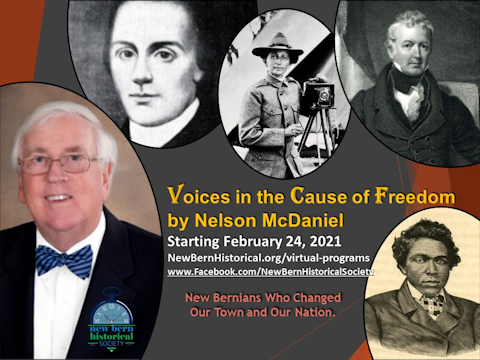 Voices in the Cause of Freedom by Nelson McDaniel