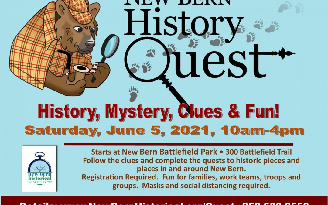 New Bern History Quest
