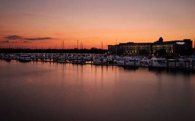 DoubleTree by Hilton New Bern – Riverfront