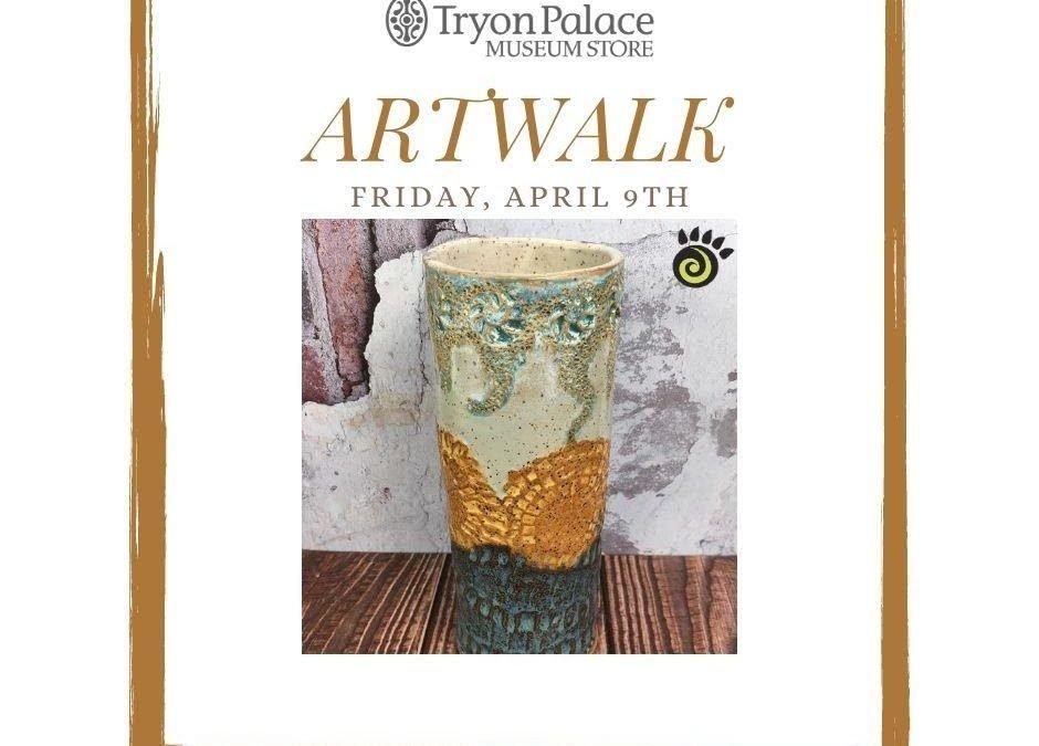 Tryon Palace Art Walk