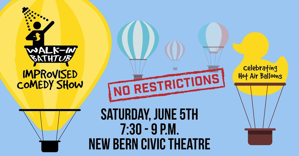 Improv Celebrating Hot Air Balloon Day