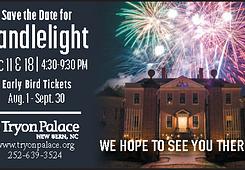 Tryon Palace Candlelight 2021