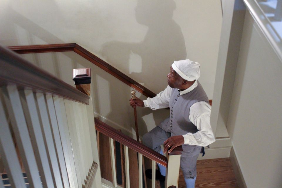 Discover Tryon Palace: Life on the Lesser Stairs