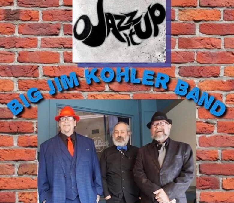 Big Jim Kohler Band at 5 Points!