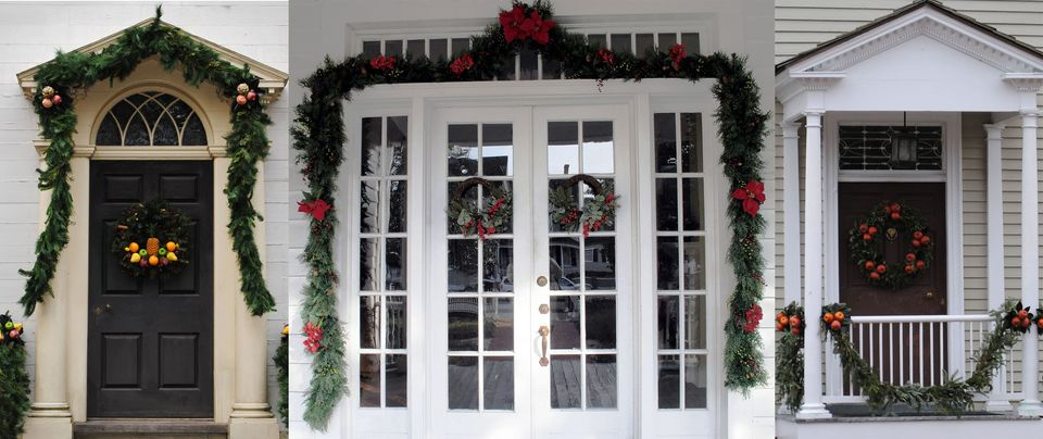 Discover Tryon Palace: Holiday Home Tours