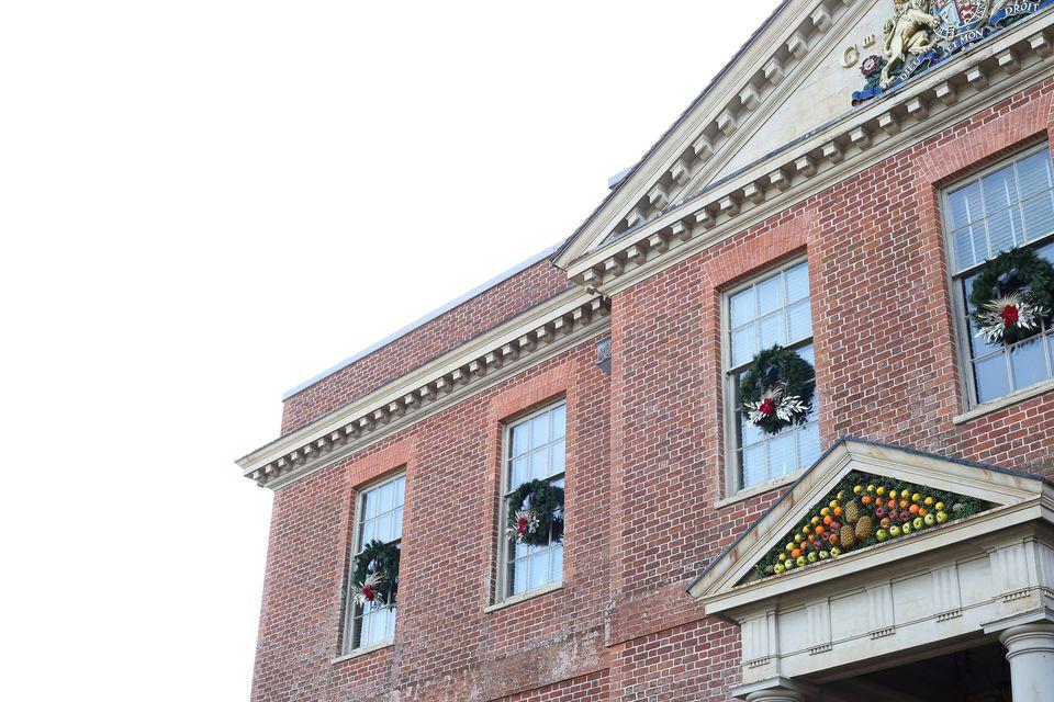 Discover Tryon Palace: Palace Holiday Decor Tour