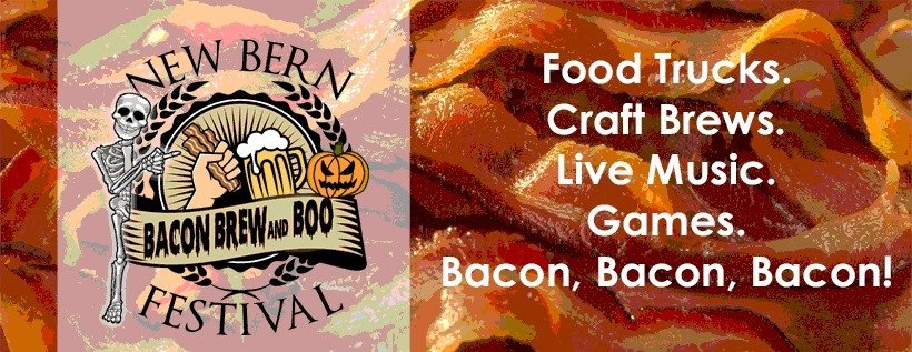 New Bern Bacon Brew and Boo