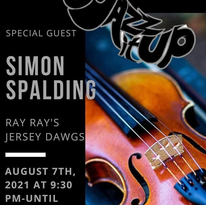 Simon Spalding