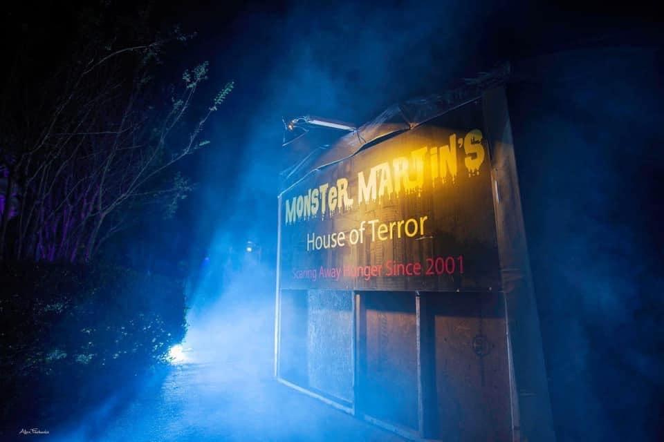 Monster Martin's House of Terror