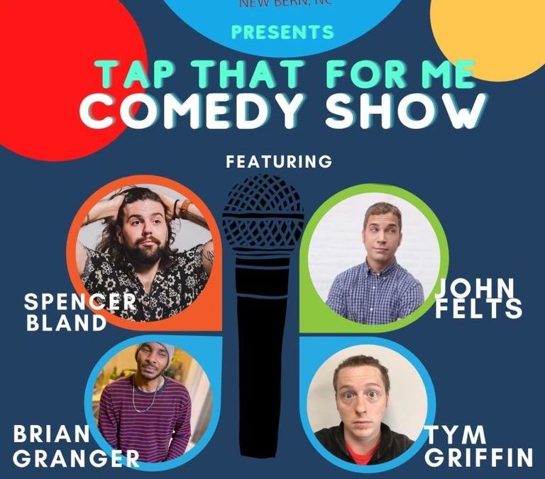 Comedy Night at Tap That!
