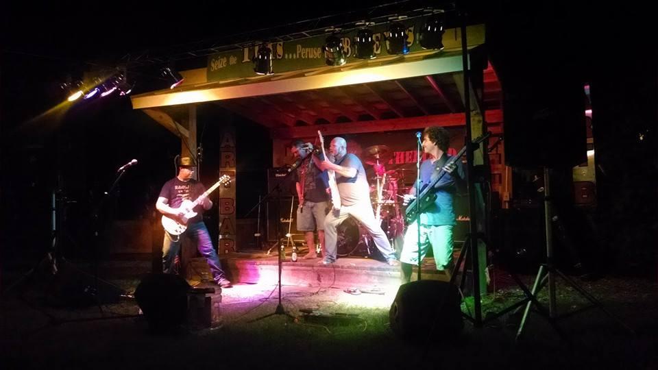 The Amazing Lounge Lizards @Blackbeard's